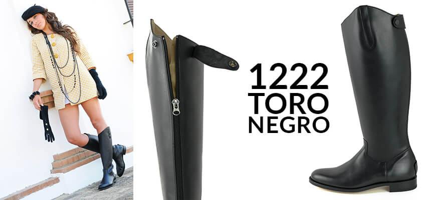 El Estribo 1222 Toro Negro